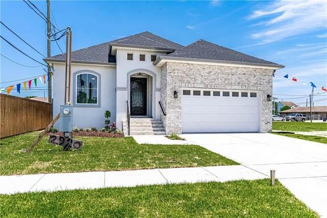 2920 Seine Street, New Orleans, LA 70114 (MLS #2305565) :: Parkway Realty