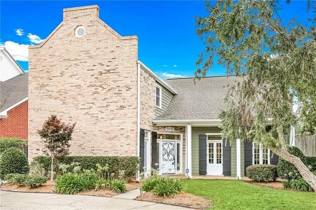 5513 Rebecca Boulevard, Kenner, LA 70065 (MLS #2305600) :: Turner Real Estate Group