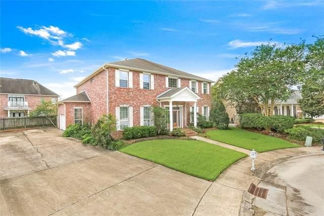 115 Laura Lane, Destrehan, LA 70047 (MLS #2305613) :: United Properties