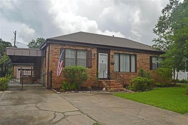 617 Marguerite Road, Metairie, LA 70003 (MLS #2305671) :: Keaty Real Estate