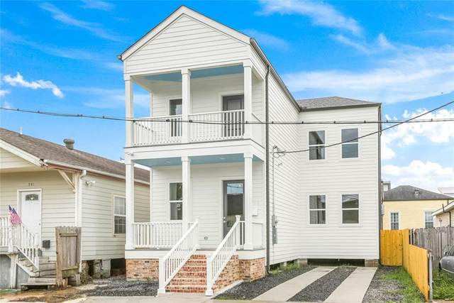 535 South Murat Street, New Orleans, LA 70119 (MLS #2305690) :: Turner Real Estate Group