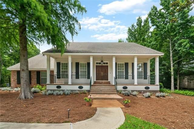 17 Tupelo Trace, Mandeville, LA 70471 (MLS #2305700) :: Turner Real Estate Group