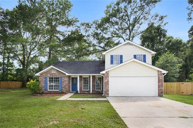 109 St. Thomas Way, Covington, LA 70433 (MLS #2305708) :: Turner Real Estate Group