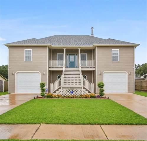 3636 River Oaks Drive, New Orleans, LA 70131 (MLS #2305712) :: Turner Real Estate Group