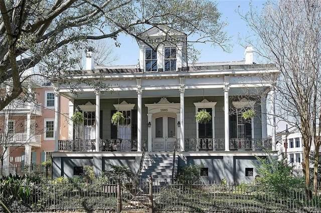 1805 Coliseum Street #4, New Orleans, LA 70130 (MLS #2305793) :: Amanda Miller Realty