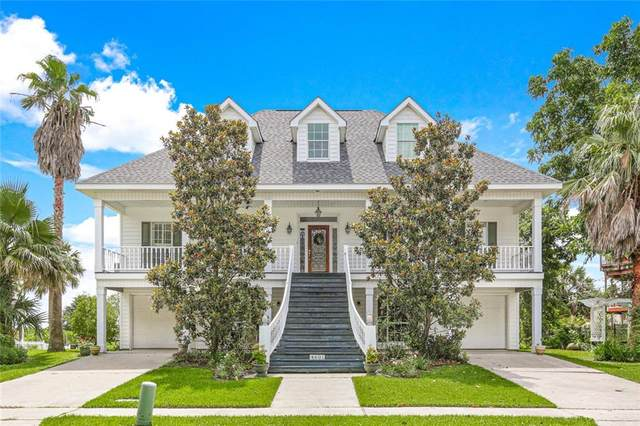 4601 Murano Road, New Orleans, LA 70129 (MLS #2305796) :: Freret Realty