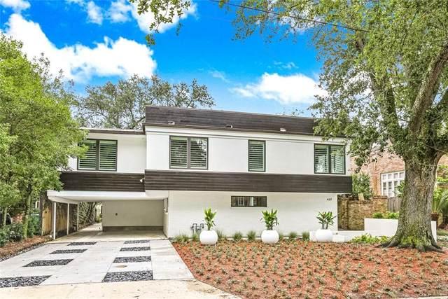 437 Iona Street, Metairie, LA 70005 (MLS #2305835) :: Robin Realty