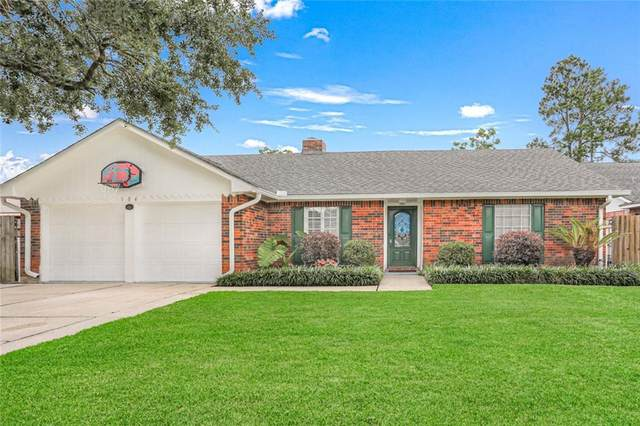 104 Chess Drive, Slidell, LA 70458 (MLS #2305860) :: Turner Real Estate Group