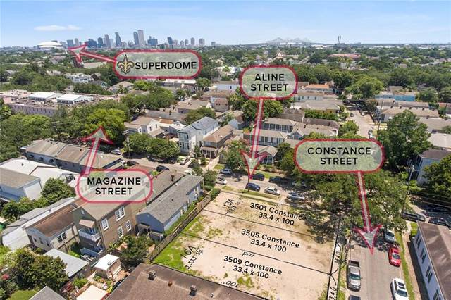 3501 Constance Street, New Orleans, LA 70115 (MLS #2305886) :: Turner Real Estate Group