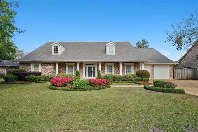 46 Chateau Palmer Drive, Kenner, LA 70065 (MLS #2305899) :: Turner Real Estate Group