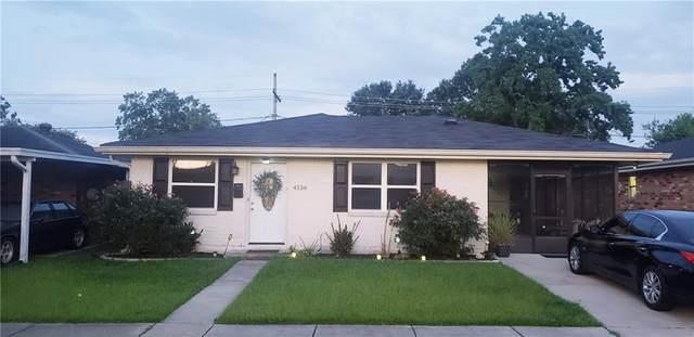 4136 Ole Miss Drive, Kenner, LA 70065 (MLS #2305965) :: Turner Real Estate Group