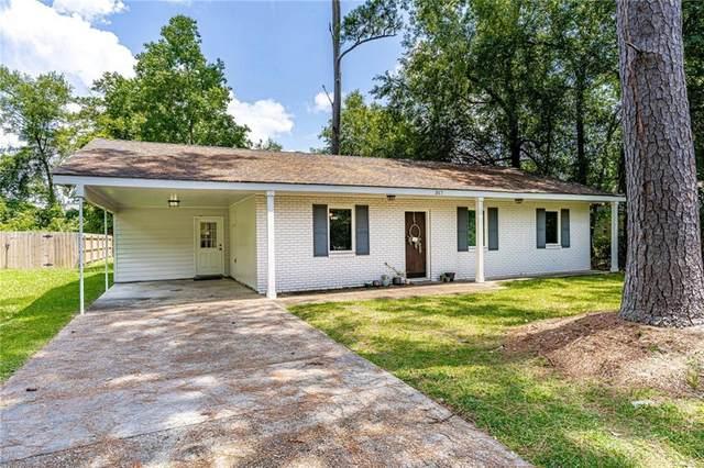 317 Robinhood Drive, Covington, LA 70433 (MLS #2306003) :: Turner Real Estate Group