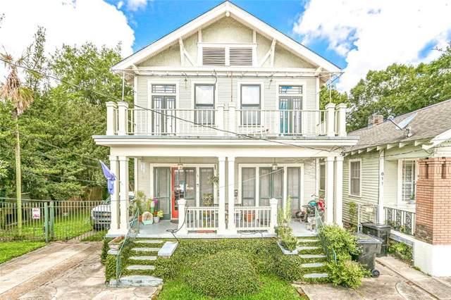 613 15 Elmira Avenue, New Orleans, LA 70114 (MLS #2306010) :: Reese & Co. Real Estate