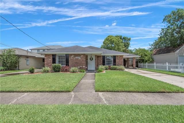 4409 Sedan Street, Metairie, LA 70001 (MLS #2306028) :: Turner Real Estate Group