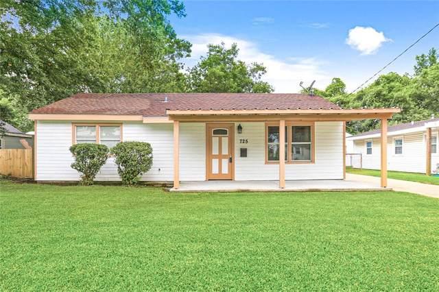725 Lang Street, New Orleans, LA 70131 (MLS #2306065) :: Turner Real Estate Group