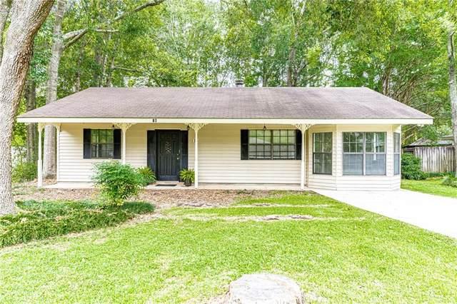 16 Hickory Drive, Covington, LA 70433 (MLS #2306068) :: Turner Real Estate Group