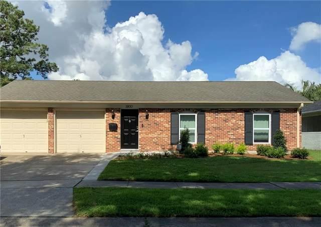 1800 Concord Avenue, Metairie, LA 70003 (MLS #2306079) :: Crescent City Living LLC
