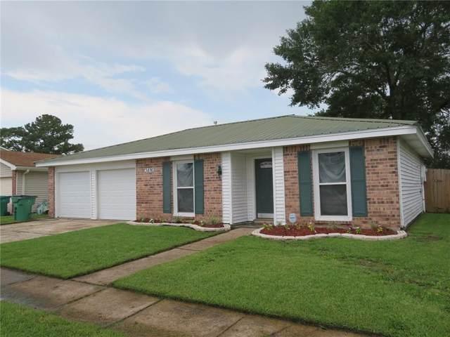 3876 Eastview Drive, Harvey, LA 70058 (MLS #2306105) :: Turner Real Estate Group