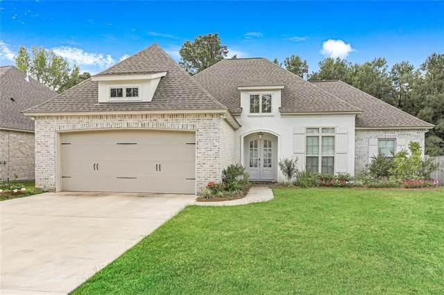 4100 Oak Bend Lane, Madisonville, LA 70447 (MLS #2306139) :: Robin Realty