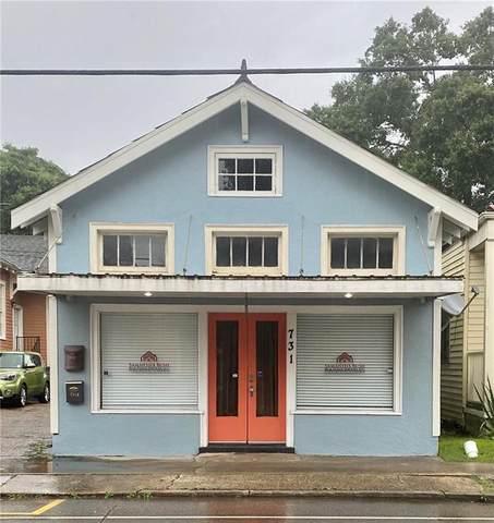 731 Lafayette Street, Gretna, LA 70053 (MLS #2306181) :: United Properties