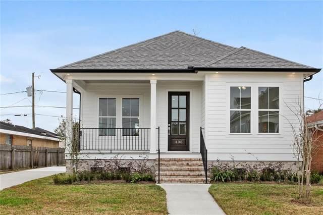 406 Genet Drive, Arabi, LA 70032 (MLS #2306192) :: Turner Real Estate Group