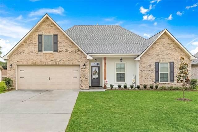 581 Claiborne Trails Drive, Slidell, LA 70458 (MLS #2306220) :: Turner Real Estate Group