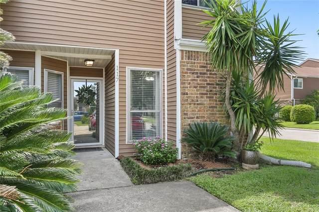 117 Avant Garde Street #117, Kenner, LA 70065 (MLS #2306235) :: United Properties