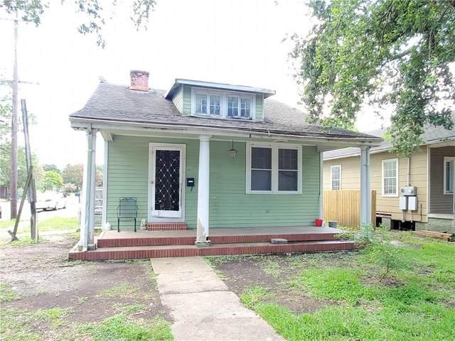 4027 Franklin Avenue, New Orleans, LA 70122 (MLS #2306248) :: Reese & Co. Real Estate