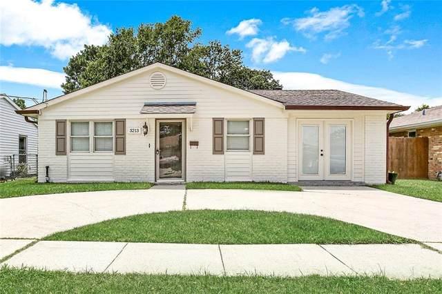 3213 Illinois Avenue, Kenner, LA 70065 (MLS #2306389) :: Turner Real Estate Group