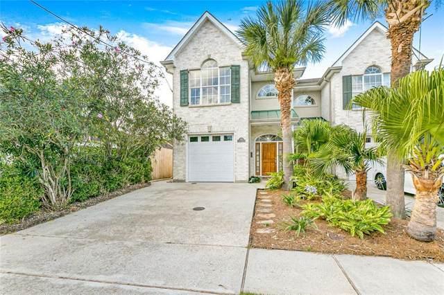 3725 Roman Street, Metairie, LA 70001 (MLS #2306438) :: United Properties
