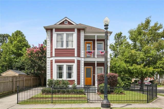 610 Saint Andrew Street, New Orleans, LA 70130 (MLS #2306452) :: The Sibley Group