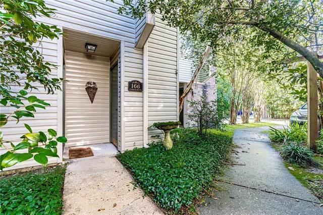 166 Sandra Del Mar Drive #166, Mandeville, LA 70448 (MLS #2306471) :: United Properties