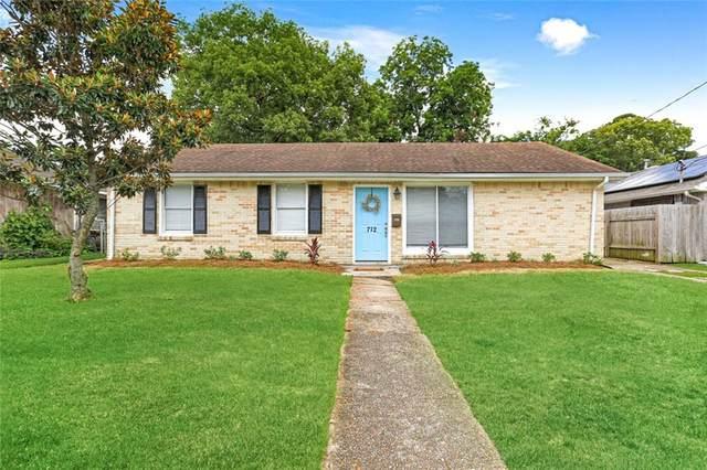 712 N Bengal Road, Metairie, LA 70003 (MLS #2306504) :: Turner Real Estate Group