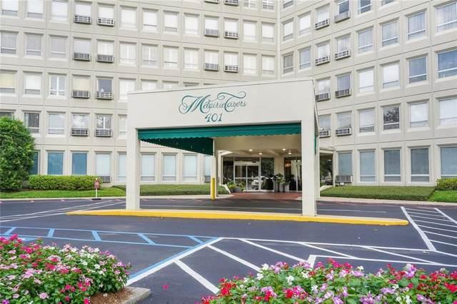 401 Metairie Road #407, Metairie, LA 70005 (MLS #2306523) :: Turner Real Estate Group