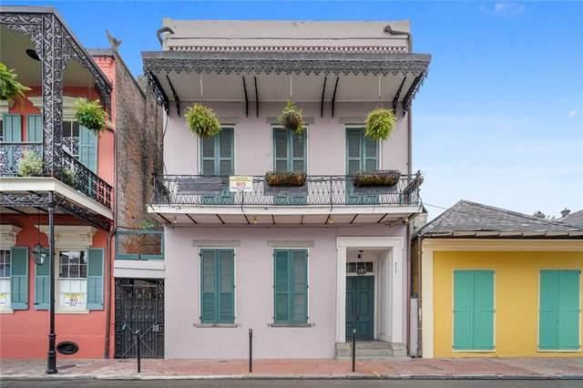 817 Burgundy Street D, New Orleans, LA 70116 (MLS #2306543) :: Reese & Co. Real Estate
