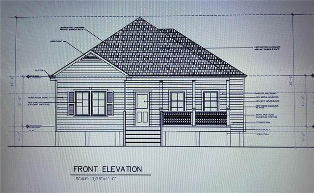 4818 Galahad Drive, New Orleans, LA 70127 (MLS #2306563) :: Keaty Real Estate