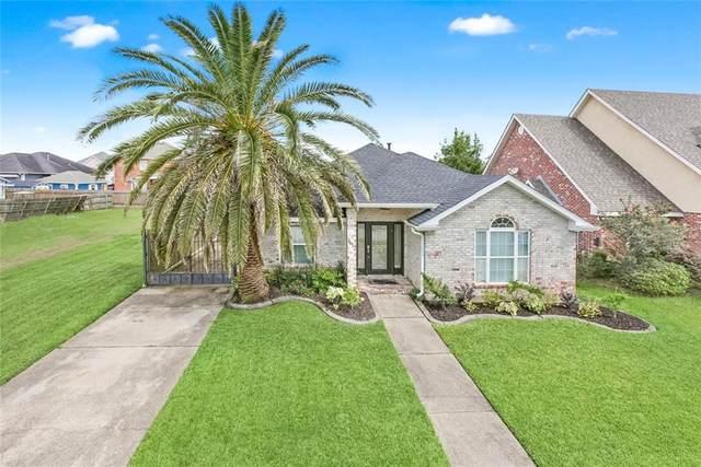 3612 Saint Marie Drive, Meraux, LA 70075 (MLS #2306584) :: Turner Real Estate Group