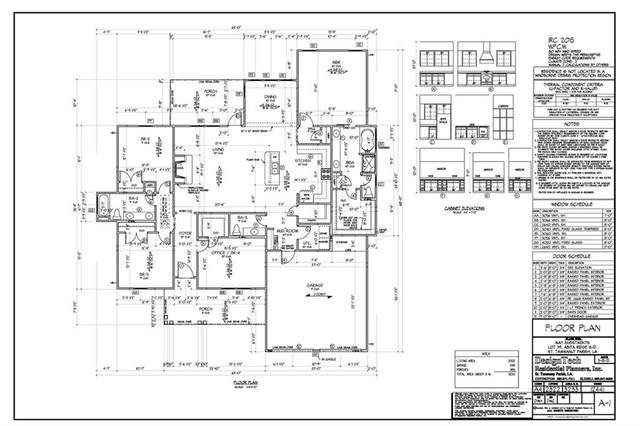 1320 Abita River Drive, Covington, LA 70433 (MLS #2306594) :: Turner Real Estate Group