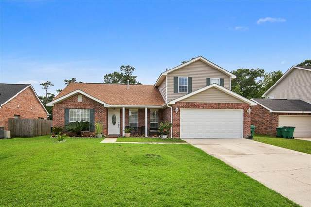 246 Goldenwood Drive, Slidell, LA 70461 (MLS #2306648) :: United Properties
