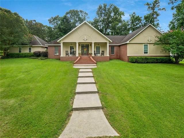 47482 Cardinal Drive, Franklinton, LA 70438 (MLS #2306683) :: Turner Real Estate Group