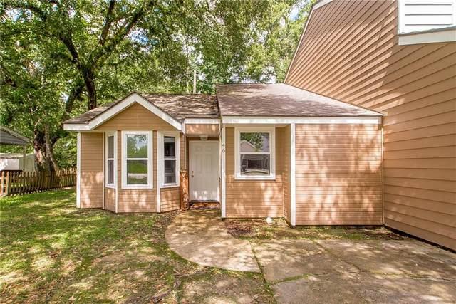 14215 Woodlands Drive, Hammond, LA 70401 (MLS #2306711) :: Turner Real Estate Group