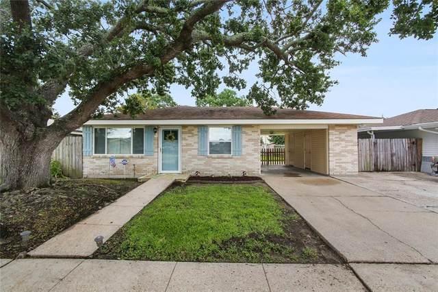 3453 Tambour Drive, Marrero, LA 70072 (MLS #2306757) :: United Properties