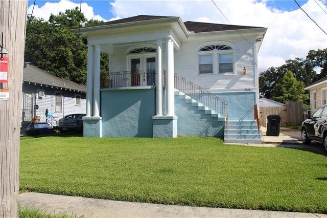 2626 Wisteria Street, New Orleans, LA 70122 (MLS #2306764) :: Reese & Co. Real Estate