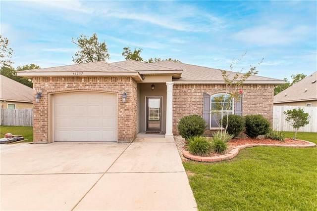 41287 Snowball Circle, Ponchatoula, LA 70454 (MLS #2306772) :: Turner Real Estate Group