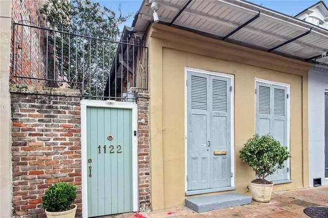 1122 Burgundy Street, New Orleans, LA 70116 (MLS #2306843) :: Satsuma Realtors
