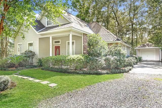 343 W Saint Mary Drive, Covington, LA 70433 (MLS #2306883) :: Turner Real Estate Group