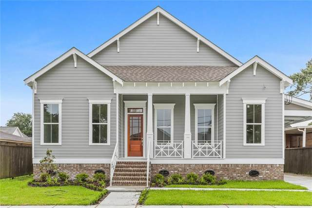 5551 Chamberlain Drive, New Orleans, LA 70122 (MLS #2306888) :: Parkway Realty