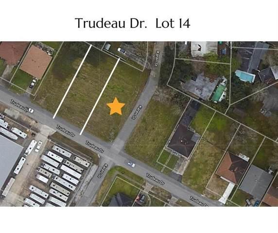224 Trudeau Drive, Metairie, LA 70003 (MLS #2306936) :: United Properties