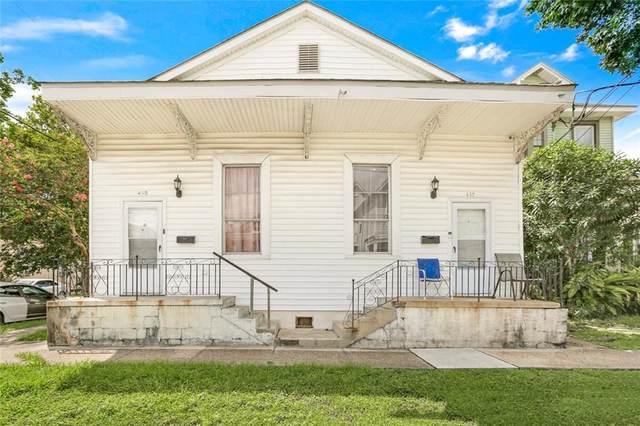 437-39 S Scott Street, New Orleans, LA 70119 (MLS #2306940) :: Satsuma Realtors