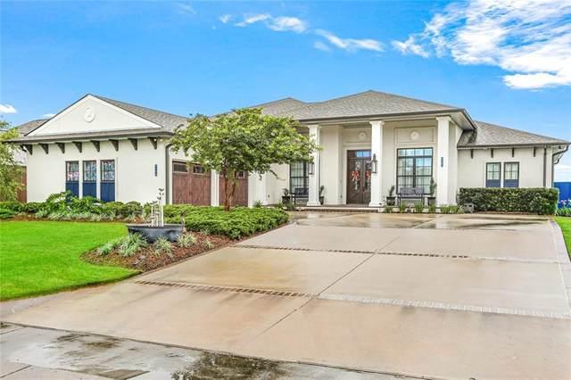 2103 Lakeshore Boulevard, Slidell, LA 70461 (MLS #2306982) :: Turner Real Estate Group